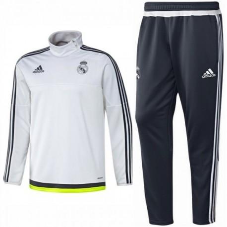 Tuta tecnica da allenamento Real Madrid 2015/16 - Adidas - SportingPlus - Passion for Sport