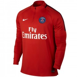 PSG Paris Saint Germain sudadera tecnica entreno 2017/18 - Nike