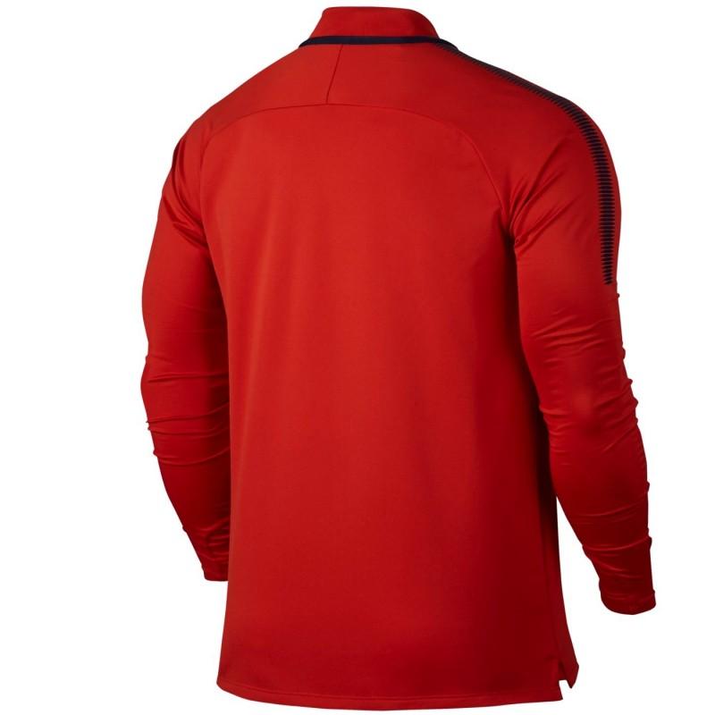 Felpa tecnica allenamento PSG Paris Saint Germain 2017/18 - Nike ...