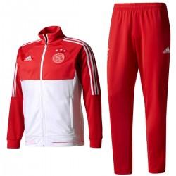 Survetement d'entrainement Ajax Amsterdam 2017/18 - Adidas