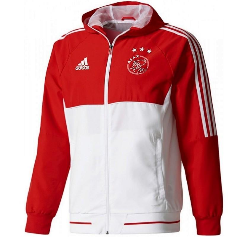 a439a1ef63c ... Ajax Amsterdam training presentation tracksuit 2017 18 - Adidas -  SportingPlus.net İndir (600x600) · adidas Ajax Amsterdam Away Replica Jersey  ...