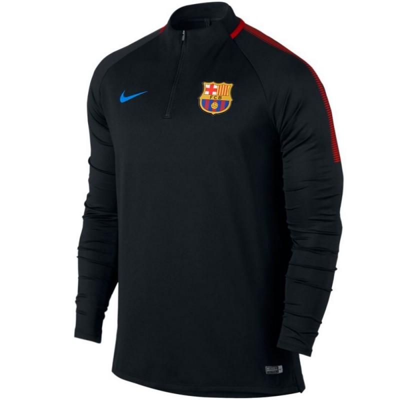 Tuta tecnica allenamento FC Barcellona 2017/18 - Nike ...