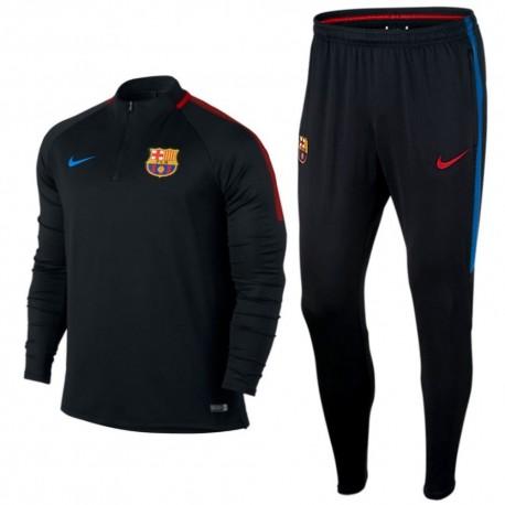 9fee8e08110a Survêtement tech d'entrainement FC Barcelona 2017/18 - Nike ...