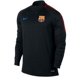 Felpa tecnica allenamento FC Barcellona 2017/18 - Nike