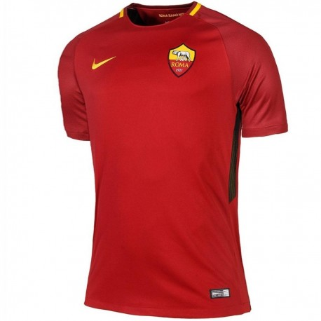 AS Roma Home football shirt 2017/18 - Nike