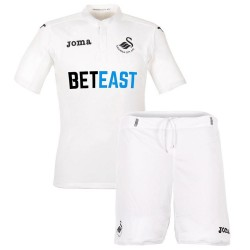 Ensemble de foot Swansea domicile 2016/17 - Joma