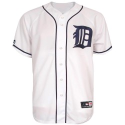Detroit Tigers MLB Baseball home jersey 2015 - Majestic