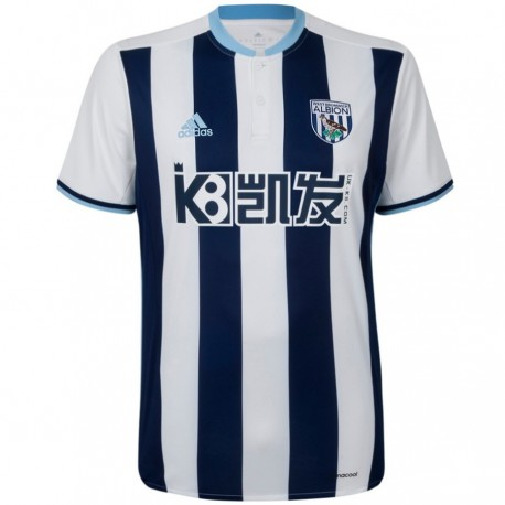 West Bromwich Albion Home football shirt 2016/17 - Adidas