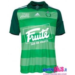 Saint Etienne dritte Trikot 09/10 von Adidas