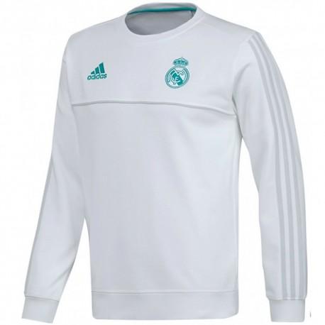 684c2b70a Real Madrid training sweat top 2017 18 - Adidas - SportingPlus.net