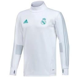 Sudadera tecnica de entreno Real Madrid 2017/18 - Adidas