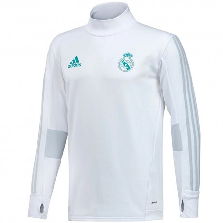 Real Madrid training technical sweat top 2017/18 - Adidas