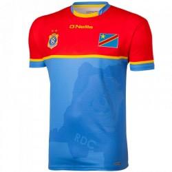 Camiseta de futbol R.D. Congo Home 2017/18 - O'Neills