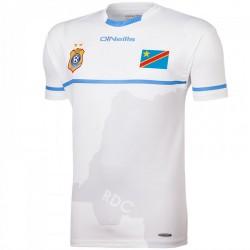 Camiseta de futbol R.D. Congo segunda 2017/18 - O'Neills