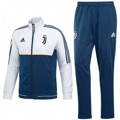 Juventus players training tracksuit 2017/18 - Adidas