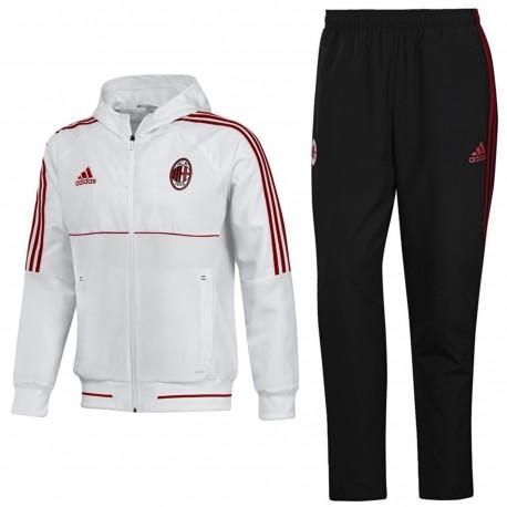 Chandal de presentacion AC Milan 2017/18 - Adidas
