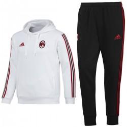 Tuta da rappresentanza casual AC Milan 2017/18 - Adidas