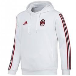 Sudadera de presentacion casual AC Milan 2017/18 - Adidas