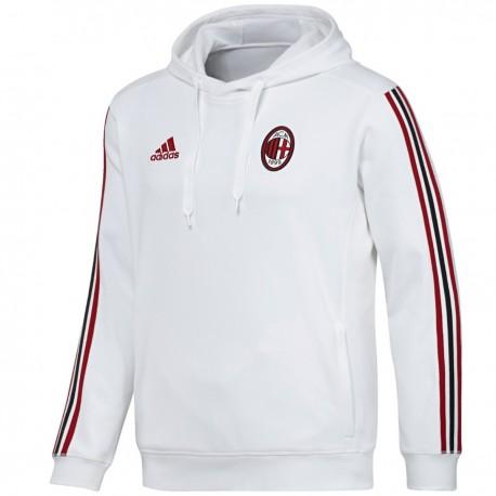 AC Milan casual presentation hoodie 2017/18 - Adidas