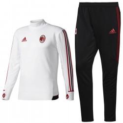 Survetement Tech d'entrainement AC Milan 2017/18 - Adidas