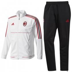 Survetement d'entrainement AC Milan 2017/18 - Adidas