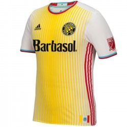 Columbus Crew Home Player Issue fußball trikot 2016 - Adidas