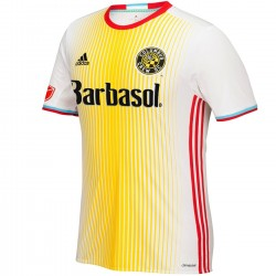 Columbus Crew Home fußball trikot 2016 - Adidas