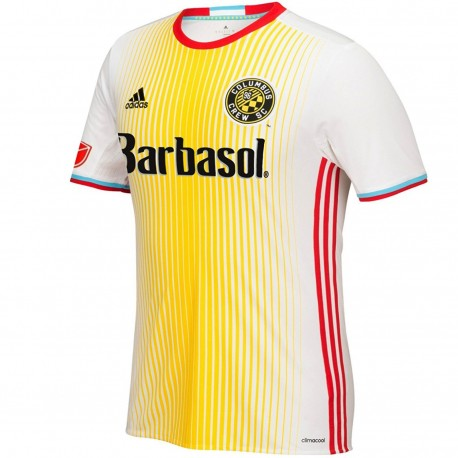 Columbus Crew Home football shirt 2016 - Adidas