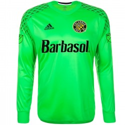 Columbus Crew Home Player Issue torwart trikot 2016 - Adidas