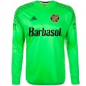 Columbus Crew Player Issue Home goalkeeper shirt 2016 - Adidas
