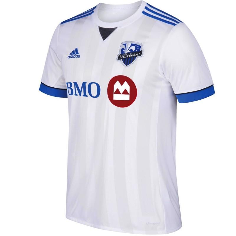 Montreal Impact Away fußball trikot 201718 Adidas