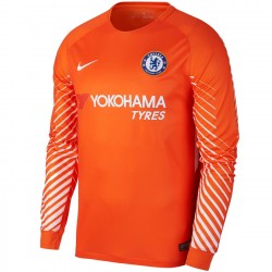 Chelsea FC Home goalkeeper football shirt 2017/18 - Nike