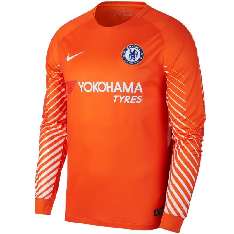 201718 Camiseta Fc Portero De Primera Chelsea Nike dCoBexr