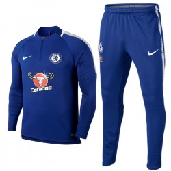 Chelsea FC Tech Trainingsanzug 2017/18 blau - Nike