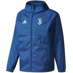 Juventus training technical rain jacket 2017/18 - Adidas