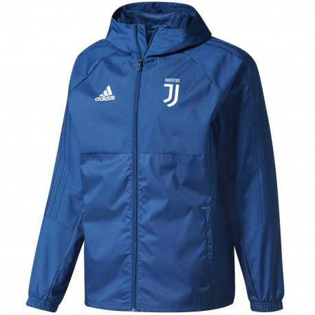 Juventus training technical rain jacket 2017/18 - Adidas