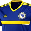 Bosnia and Herzegovina football shirt Home 2016/17 Dzeko 11 - Adidas