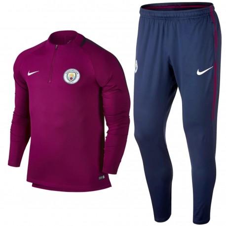 Manchester Tecnica Tuta Nike Fc Viola Allenamento City 201718 EUwHOwq