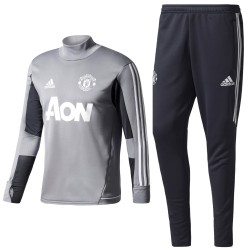 Manchester United training tech tracksuit 2017/18 - Adidas