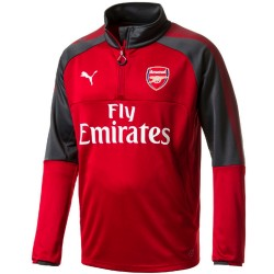 Tech sweat top d'entrainement Arsenal 2017/18 - Puma