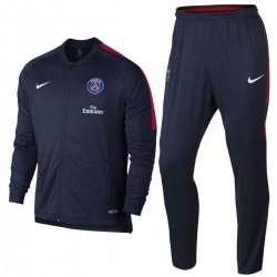 Paris Saint Germain Trainingsanzug 2017/18 blau - Nike