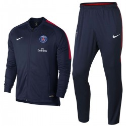 PSG navy training tracksuit 2017/18 - Nike
