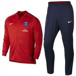 PSG chandal de entreno 2017/18 rojo/azul - Nike