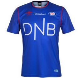 Valerenga Oslo primera camiseta de fútbol 2017/18 - Umbro