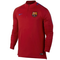 FC Barcelona red training technical top 2017/18 - Nike