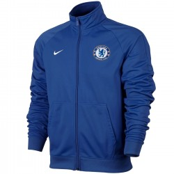 Chelsea FC casual training presentation jacket 2017/18 - Nike