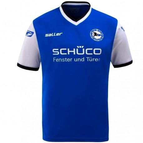 Arminia Bielefeld Home football shirt 2016/17 - Saller