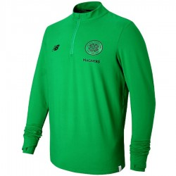Tech sweat top d'entrainement Celtic Glasgow 2017/18 - New Balance