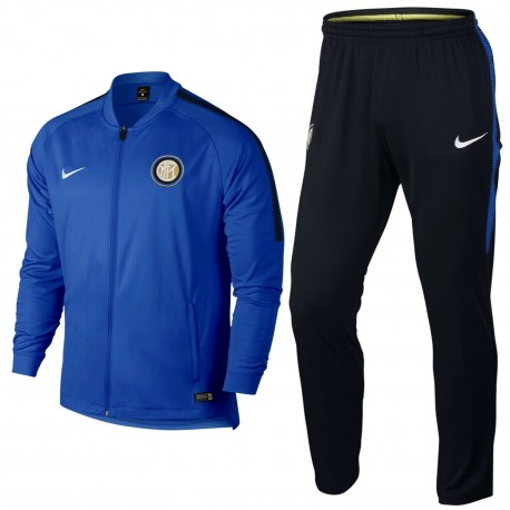Inter Milan training presentation tracksuit 2017/18 - Nike