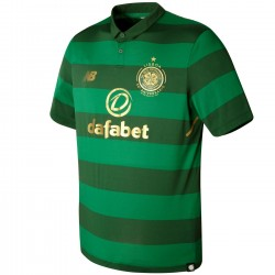 Maillot de foot Celtic Glasgow exterieur 2017/18 - New Balance